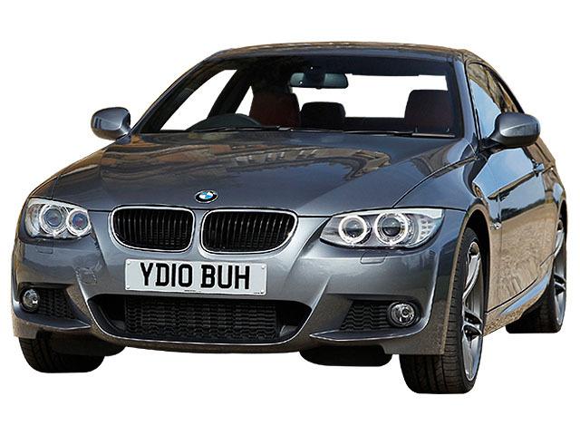 BMW 3シリーズクーペの買取相場・平均買取額は?