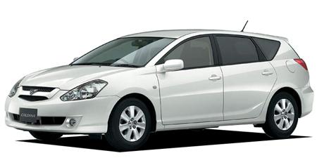 トヨタ カルディナの買取相場・平均買取額は?