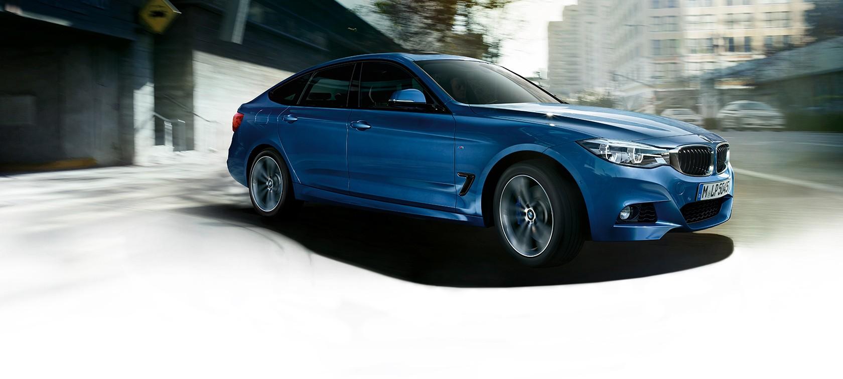 BMW3シリーズ_グランツーリスモ
