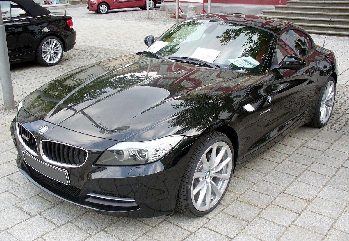【参考情報】BMW Z4の特徴とは?