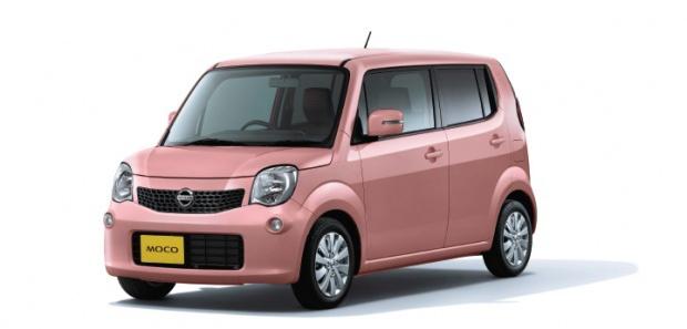 日産 モコ 基本スペック 新車価格・中古車価格・燃費