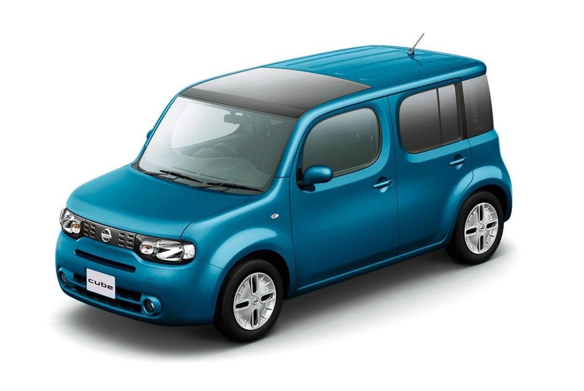 日産 キューブ 基本スペック 新車価格・中古車価格・燃費