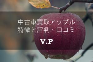 知っておきたい中古車買取アップルの特徴と評判・口コミまとめ!